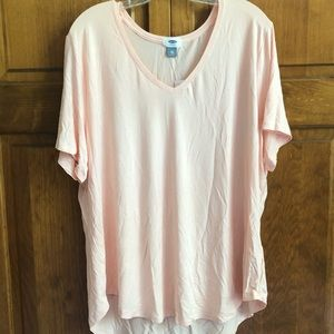 NWT OLD NAVY Luxe Tee